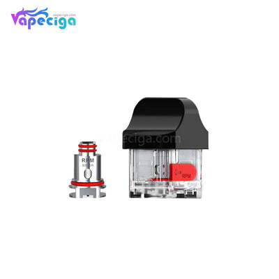 Smok RPM 40 Replacement Pod Cartridge 4.3ml Details