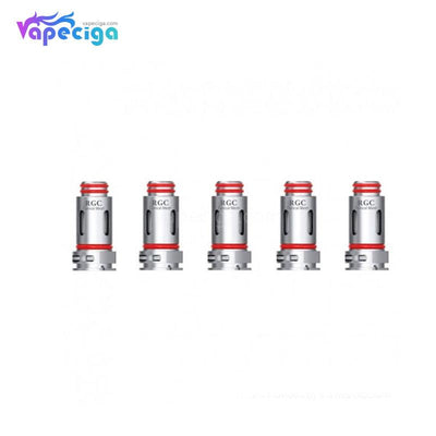 Smok Replacement RGC Conical Mesh Coil Head for RPM80 / ROM80 PRO 0.17ohm 5PCs
