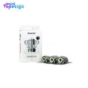 Smok TFV16 Replacement Mesh Coil 0.17ohm 3PCs Silver
