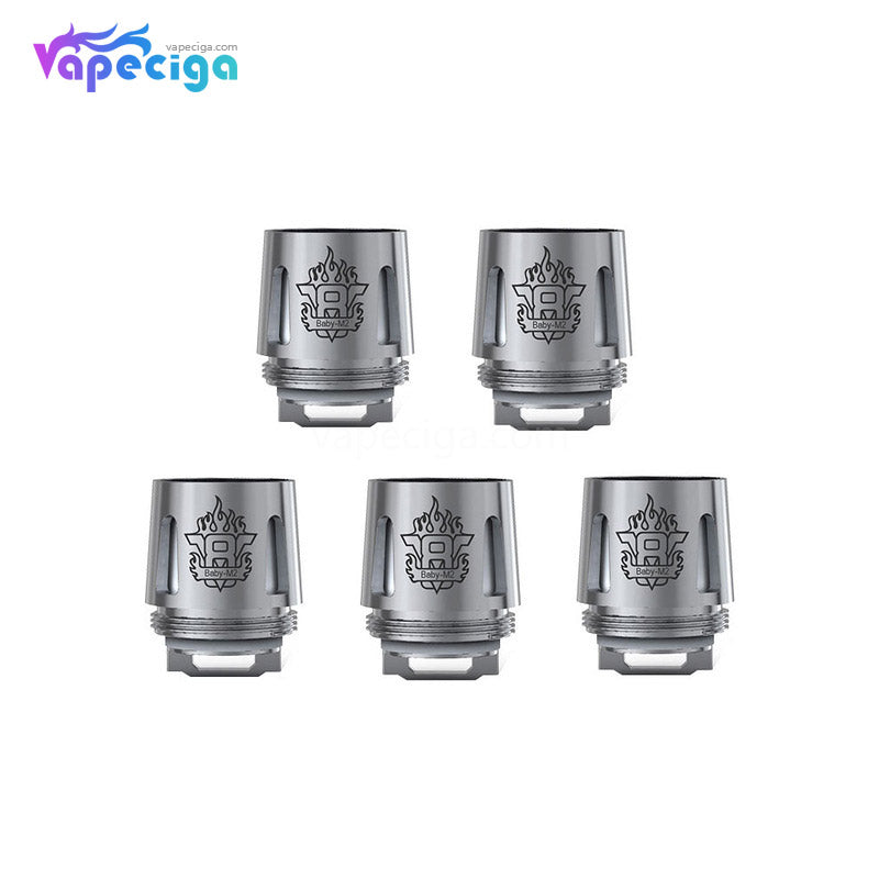 Smok TFV8 Baby M2 Replacement Coil 0.15ohm 5PCs