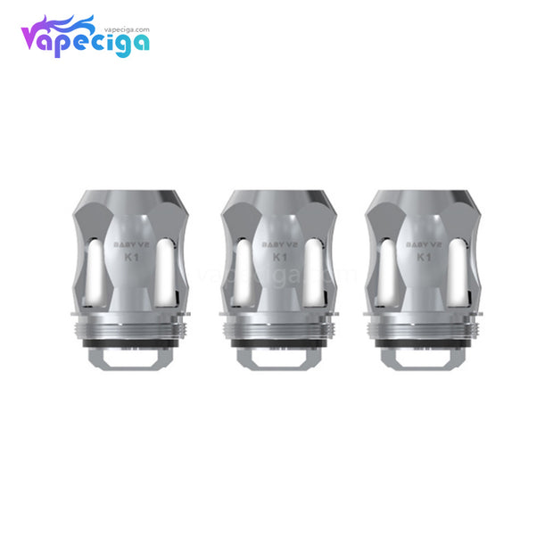 Smok TFV8 Baby V2 K1 Replacement Coil Head 0.2ohm 3PCs