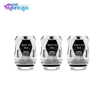 Smok TFV8 Baby V2 K4 Replacement Coil Head 0.15ohm 3PCs