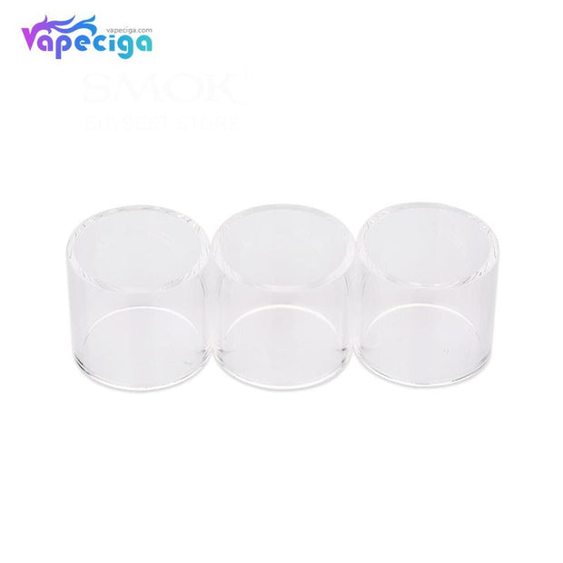 Smok TFV8 Big Baby Replacement Glass Tube 3PCs Clear