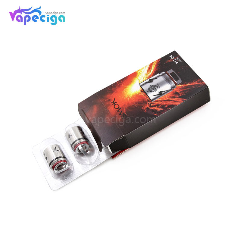 Smok V12-Q4 Replacement Coil Head 0.15ohm 3PCs