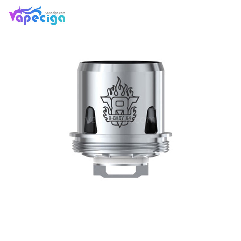 Smok V8 X-Baby X4 Replacement Coil Head 0.13ohm 3PCs