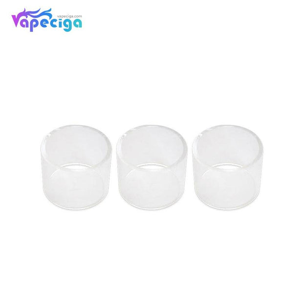 Smok Vape Pen 22 Replacement Glass Tube 3PCs Clear