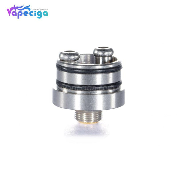 Speed Revolution Style RDA 18mm Coil Build Deck Details