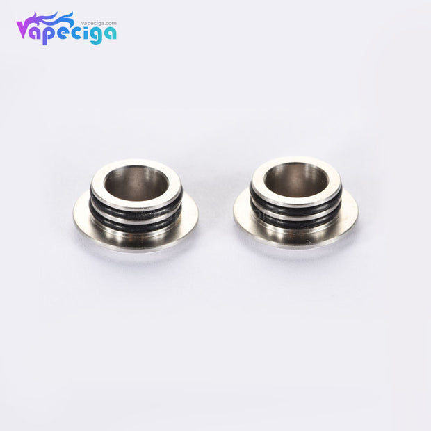 Stainless Steel 810 to 510 Drip Tip Adapter Display