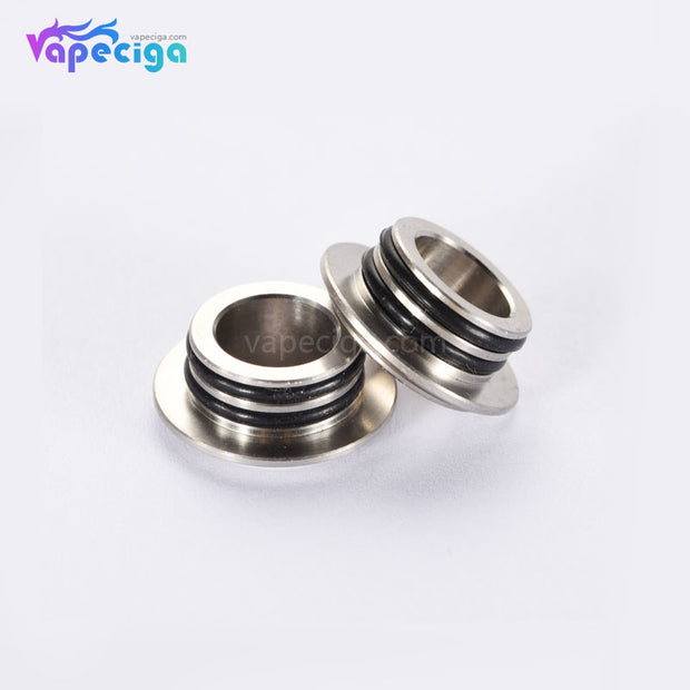 Stainless Steel 810 to 510 Drip Tip Adapter Real Shots