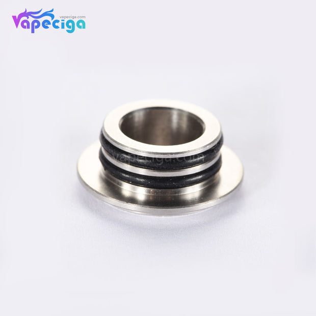 Stainless Steel 810 to 510 Drip Tip Adapter Details