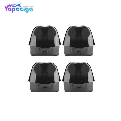 Black Starss Bravo Replacement Pod Cartridge 4PCs