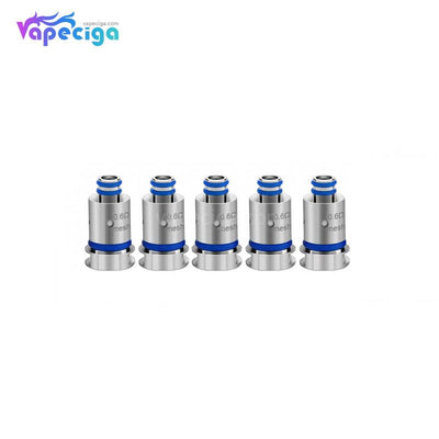 Silver Starss Romeo Replacement Mesh Coil 0.6ohm 5PCs