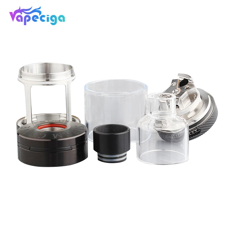 Steam Crave Glaz V2 RTA 10ml 31mm