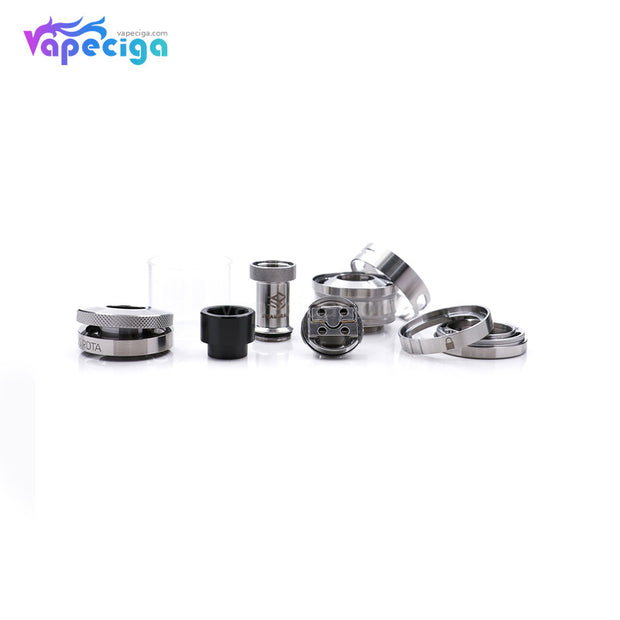 Steam Crave Aromamizer Plus RDTA Components