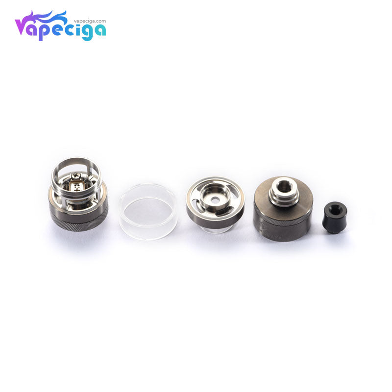 Steam Crave Glaz Mini MTL RTA 5ml 23mm