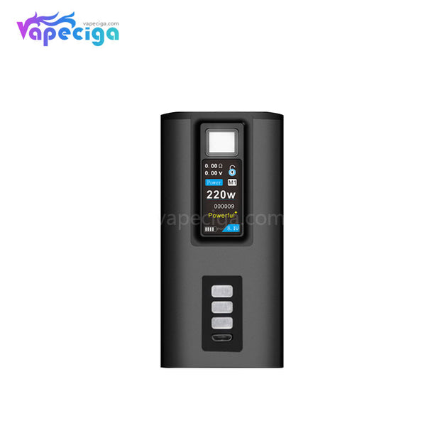 Steam Crave Hadron 220W TC Box Mod Black