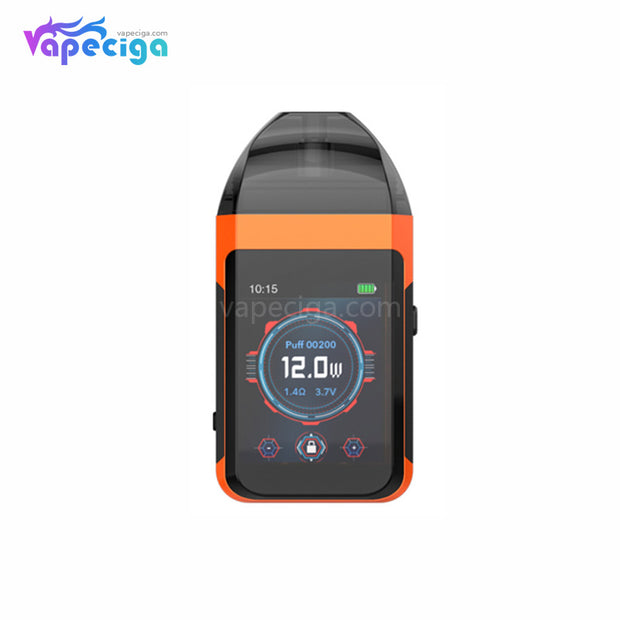 Orange Syiko SE Vape Pod System