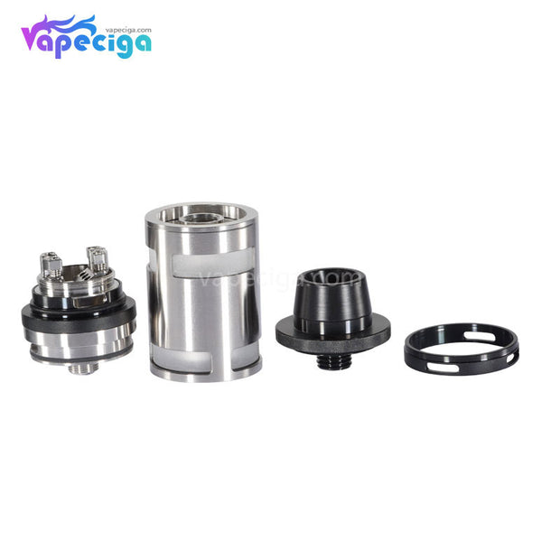 Taifun GT4 Style RTA 5ml 25mm Components