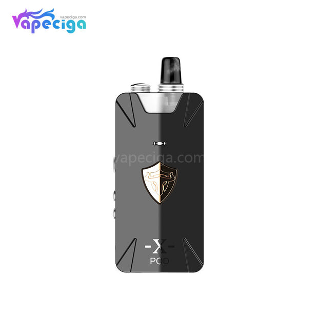 Thunderhead Creations Tauren X Vape Pod System Starter Kit Mesh Version Gunmetal 1000mAh 2ml
