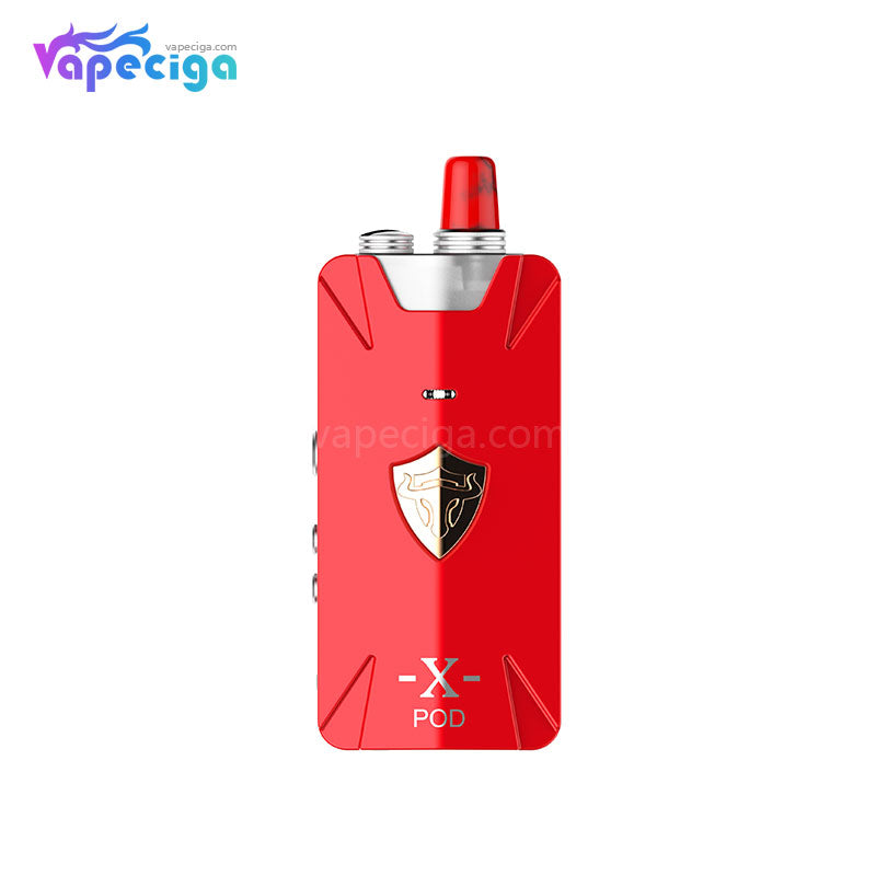 Thunderhead Creations Tauren X Vape Pod System Starter Kit Mesh Version 1000mAh 2ml