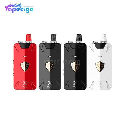 Thunderhead Creations Tauren X Vape Pod System Starter Kit RBA Version 4 Colors Available - 1000mAh 2ml