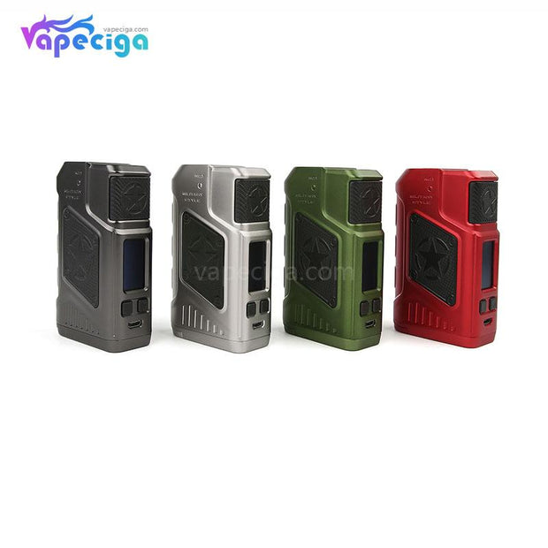 Teslacigs P226 TC Box Mod 4 Colors Available