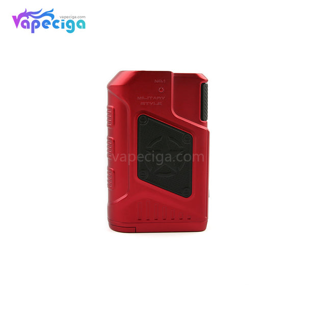 Red Teslacigs P226 TC Box Mod
