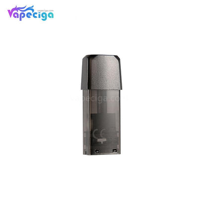 Teslacigs Punk Replacement Empty Pod Cartridge 1.2ml 3PCs Black