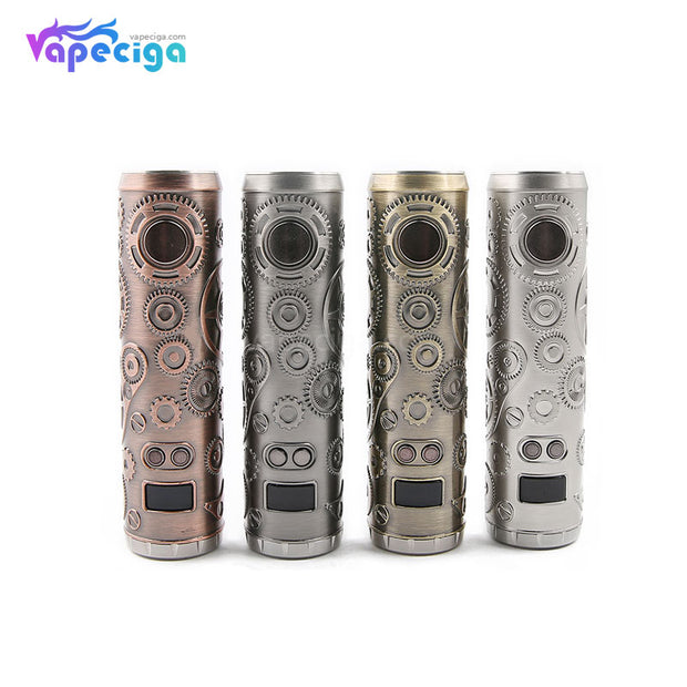 Teslacigs Punk VW Mod 86W 4 Colors Optional
