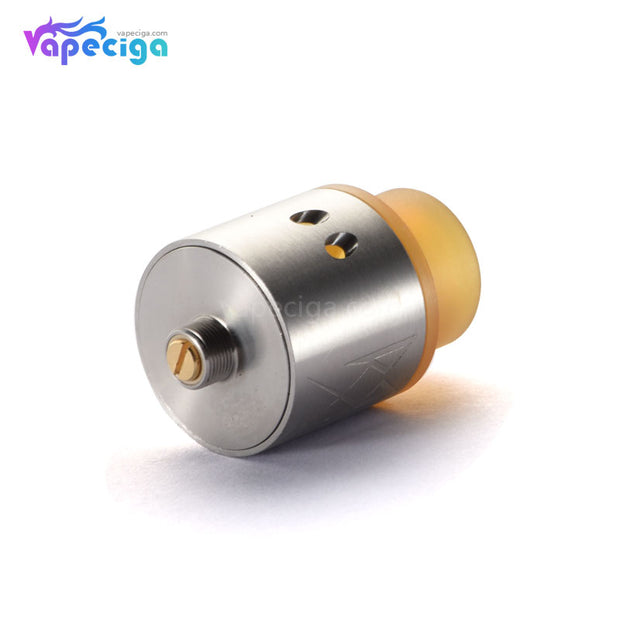 The Recoil V2 Style RDA 24mm Buttom Details