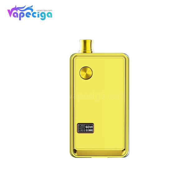 Gold Think Vape ZETA AIO Kit 60W 3ml Standard Edition