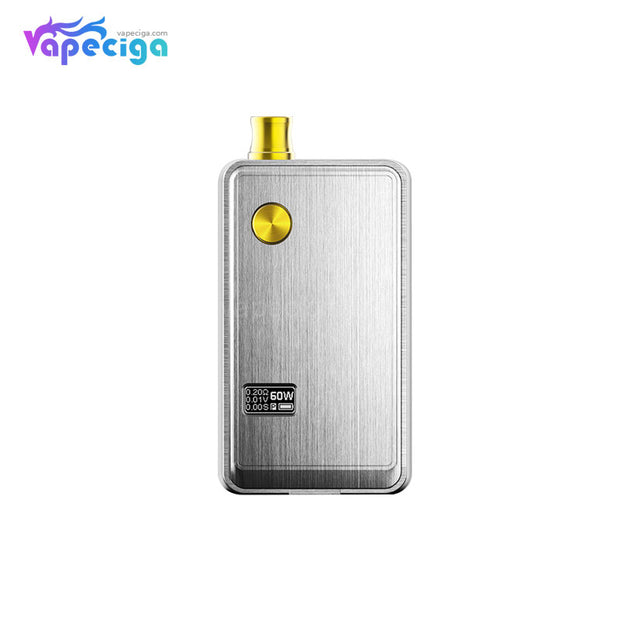 Silver Think Vape ZETA AIO Kit 60W 3ml Standard Edition