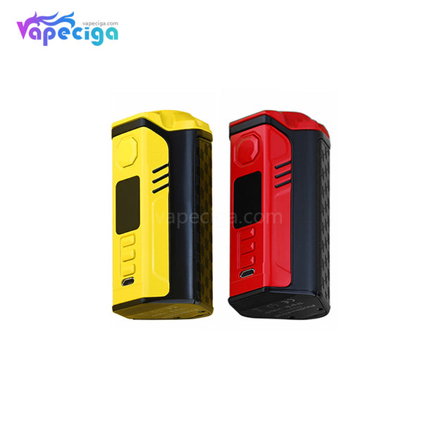 Think Vape Finder TC Box Mod 300W DNA 250C 2 Color Display