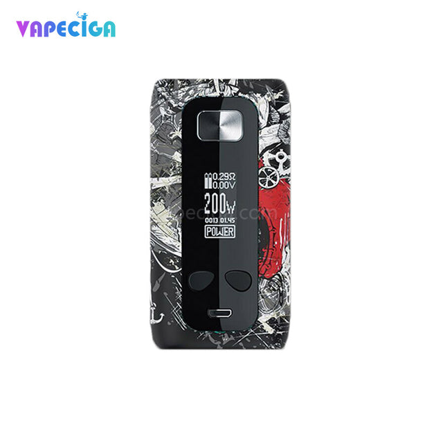 Punk Think Vape Thor TC Box Mod
