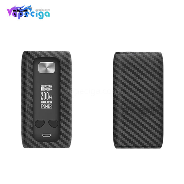 Think Vape Thor TC Box Mod - Carbon Fiber-B Grain Version