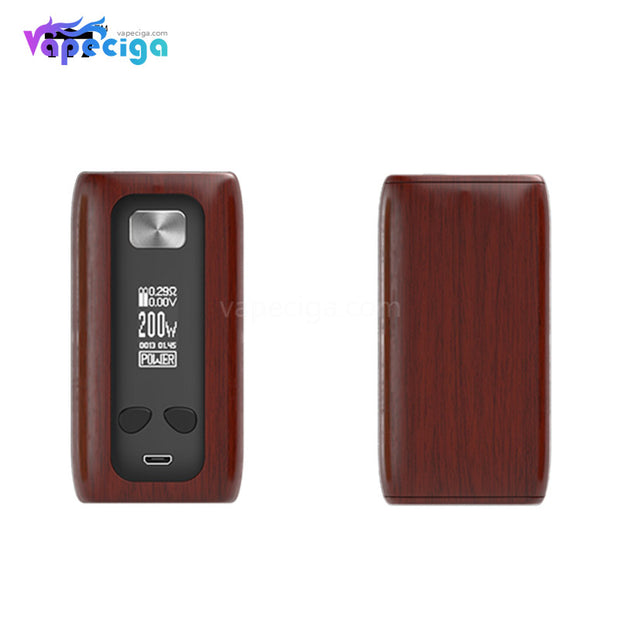 Think Vape Thor TC Box Mod - Balsam Grain Version