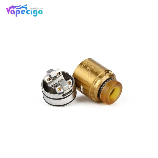 Thunderhead Creations Tauren Solo RDA 2ml 24mm