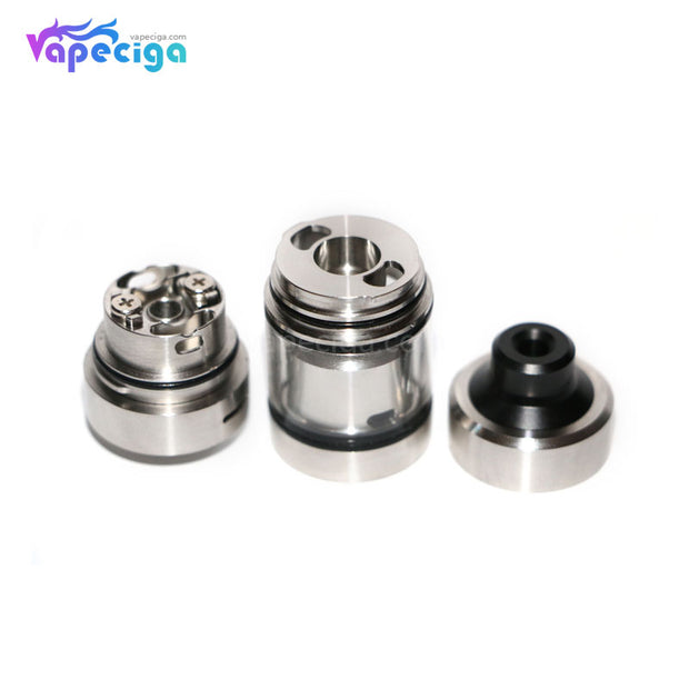 Tripod Style RTA Coil Details