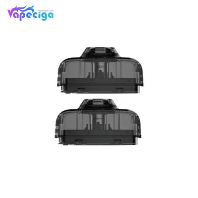 Black Uwell Amulet Replacement Pod Cartridge 2ml 2PCs