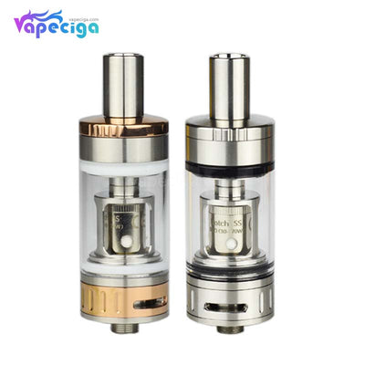 VAPJOY Notch Sub Ohm Tank 4ml 22mm 2 Colors Optional