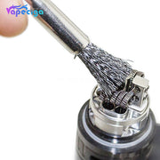 VAPJOY Stainless Steel Cleaning Brush for Pre-built Coil Use View