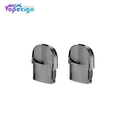 Black VEIIK Airo Replacement Pod Cartridge 2ml 2PCs