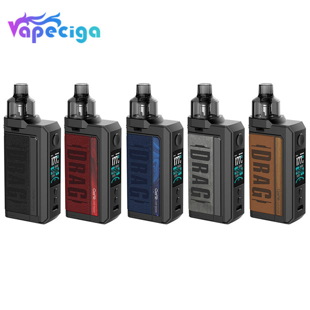 VOOPOO Drag Max Kit 4.5ml 177W