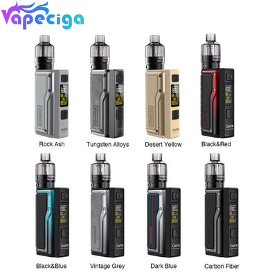 VOOPOO Argus GT 160W TC VW Box Mod Kit 4.5ml