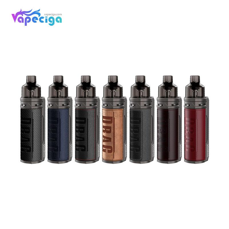 VOOPOO Drag S VW Pod Mod Kit 60W 2500mAh 4.5ml