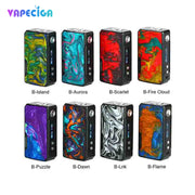 VOOPOO Drag 2 TC Mod 177W Resin 8 Colors Available