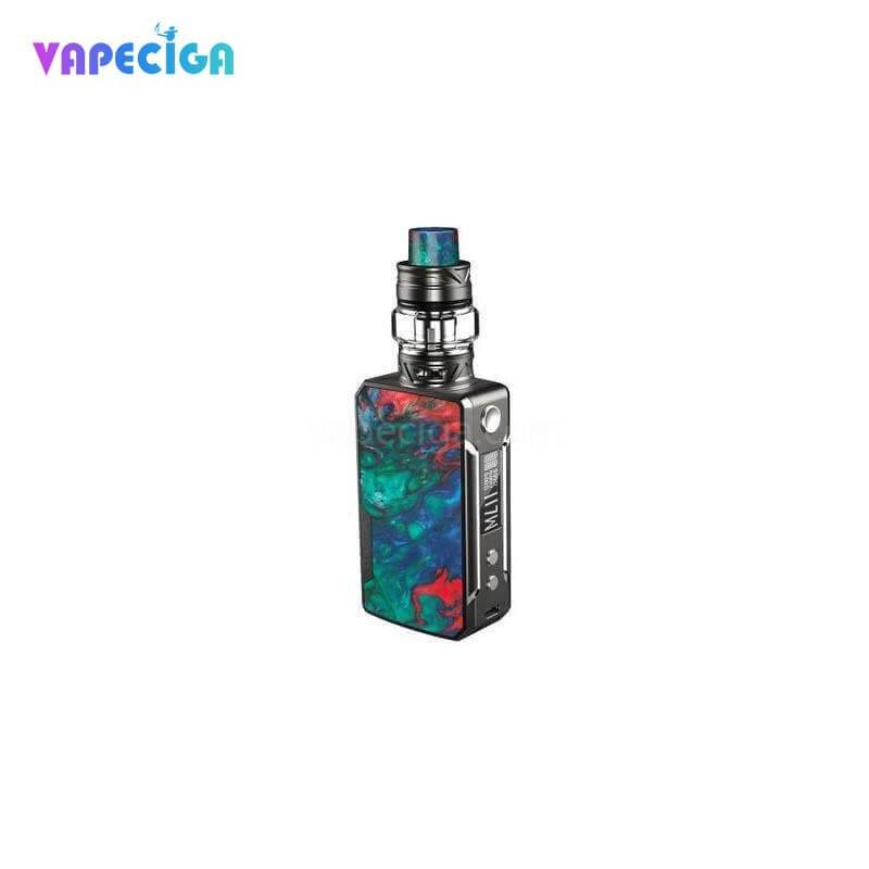 VOOPOO Drag Mini Platinum TC Mod Kit with UFORCE T2 Tank 117W Standard Edition