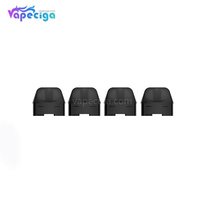 VOOPOO Find S Trio Replacement Pod Cartridge 3ml / 2ml 4PCs