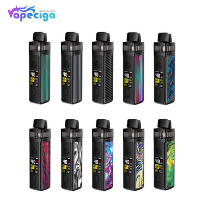 VOOPOO VINCI Vape Pod System VW Starter Kit Colors Available