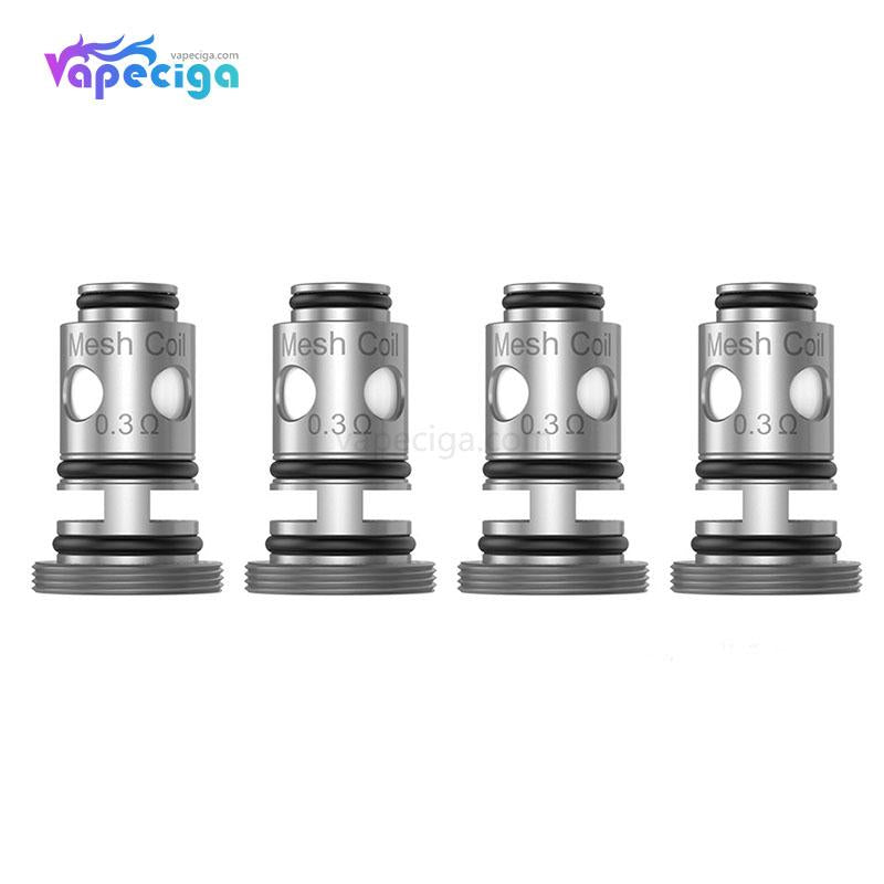 Vandy Vape Kylin M AIO Replacement Mesh Coil Head 0.3ohm 4PCs